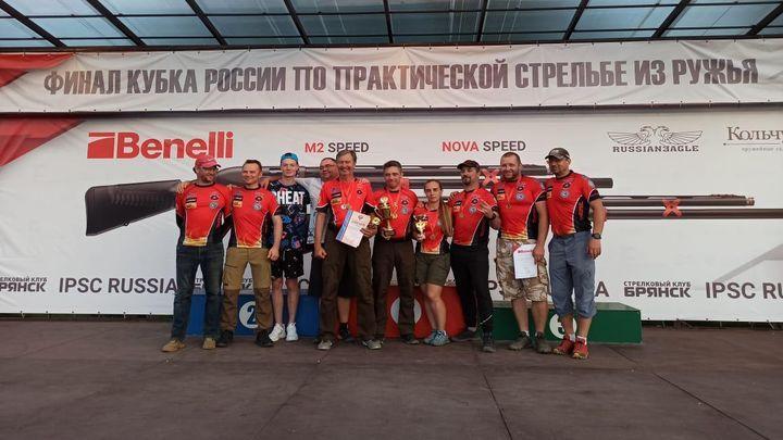 Тульские стрелки победили в финале Кубка России