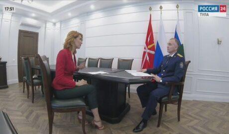 Интервью. Владимир Усов