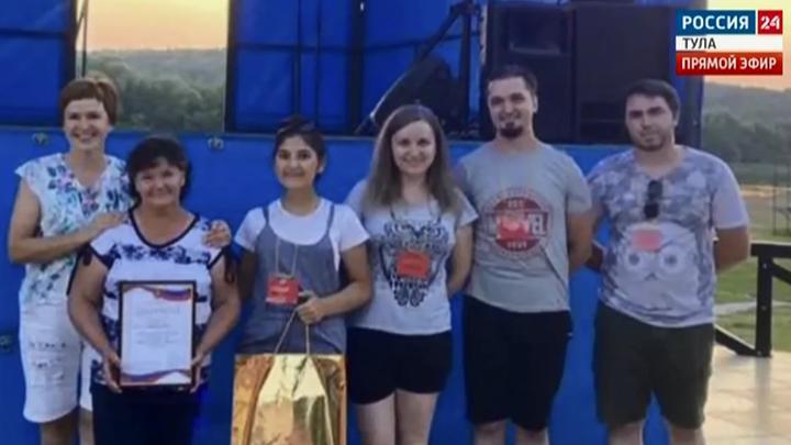Семья из Дубенского района победила во Всероссийском конкурсе