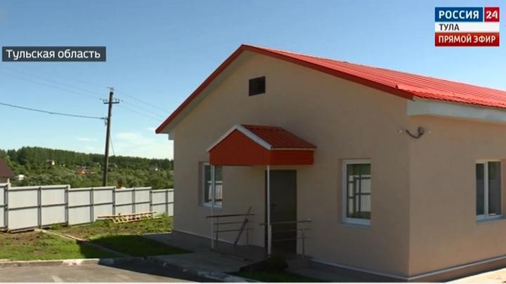Медпомощь становится доступнее для жителей Ефремовского района