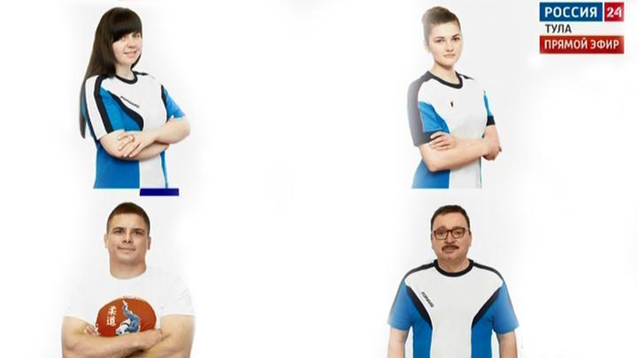 Уроженцы Тульской области участвуют в Паралимпийских играх