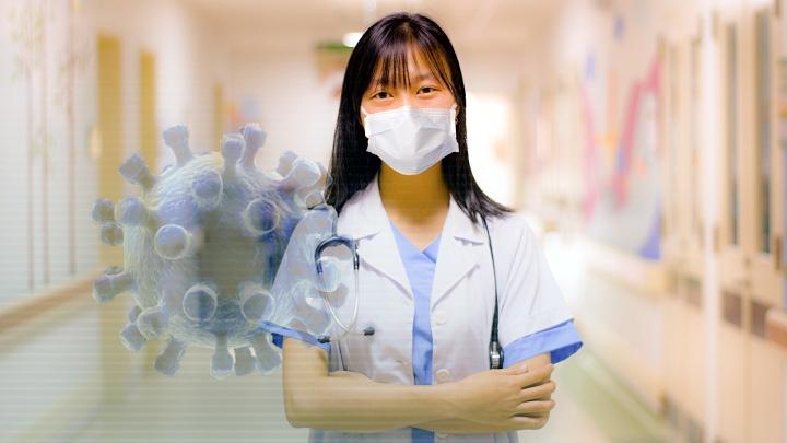 Вирус, лаборатория