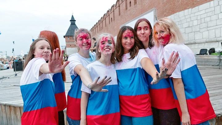 День Государственного флага России отметили в Тульской области