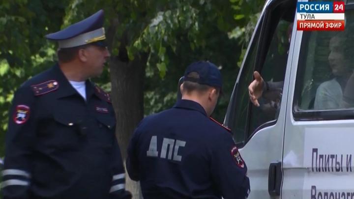 В Туле выявили более тысячи нарушений правил тонировки