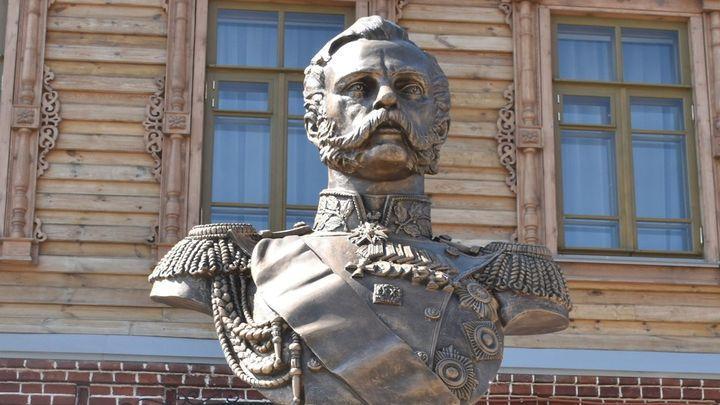 Памятник Александру Второму открыт в Белеве