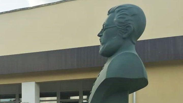 В Чекалине открыли бюст автора «Дубинушки»