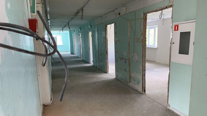 На ремонт и оборудование тульских больниц выделено 250 млн рублей