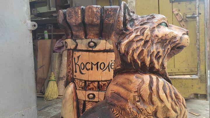 Алексинский парк «Жалка» ждёт новых сказочных персонажей