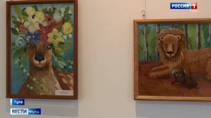 Галерея «Ясная Поляна» приглашает на выставку работ юных художников