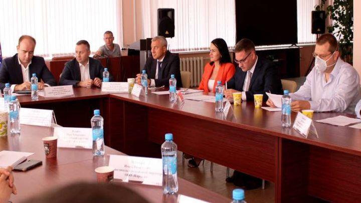 В Ефремове обсудили дальнейшее развитие территории опережающего социально-экономического развития