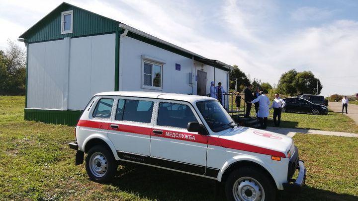 До конца года в Одоевском районе появится пять новых ФАПов