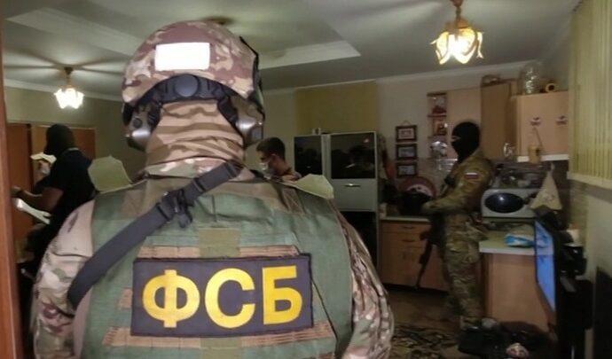 В Туле задержан украинский шпион