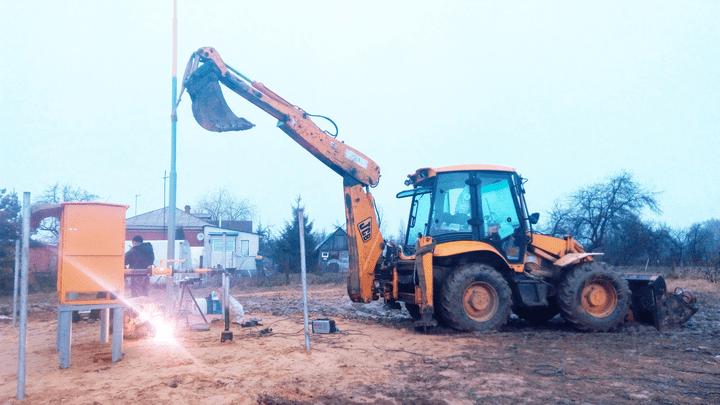 Долгожданное голубое топливо: В Алексине ведутся работы по газификации населенных пунктов