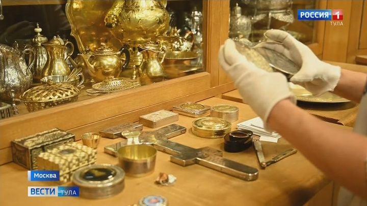 В Историческом музее начали упаковывать ценнейшие экспонаты для новой выставки в Туле