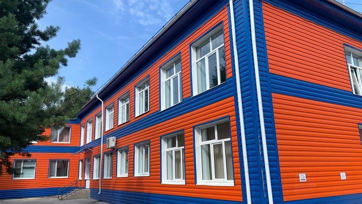 В Новомосковске вновь открылся детский санаторий «Иншинка»