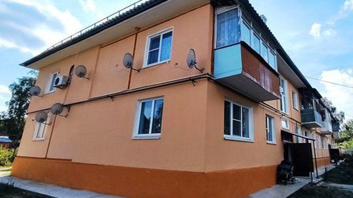 Капитальный ремонт домов в Веневском районе выполнен на 82%