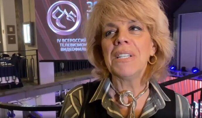 Любовь Казарновская рассказала, как была в Туле