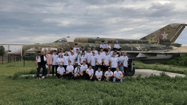 Ближе к звёздам: Веневские космостажеры проходят обучение в аэрокосмической школе в Башкирии