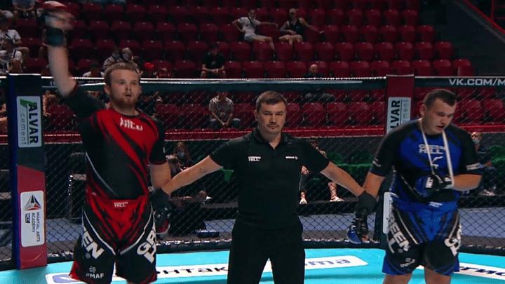 Потом и кровью: Спортсмен из Донского стал вице-чемпионом Европы по ММА