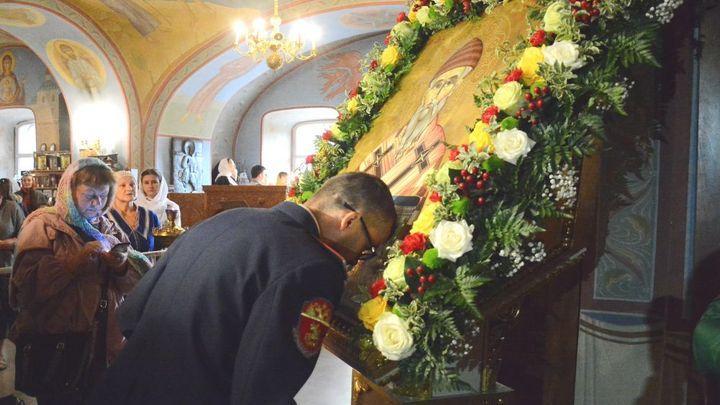 В РПЦ опровергли информацию про мощи святителя Спиридона в Туле
