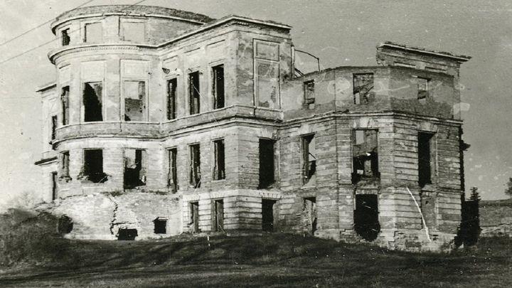 В Богородицком Дворце-музее рассказывали о войне