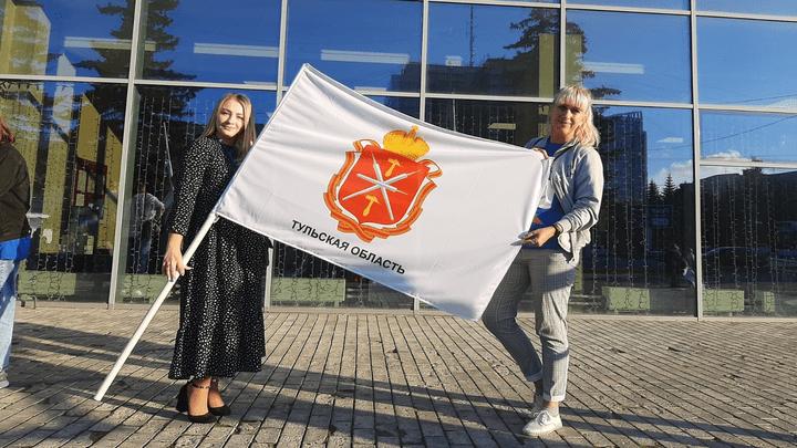 Волонтеры культуры из Тульской области приняла участие в Межрегиональном форуме «Невский 800»