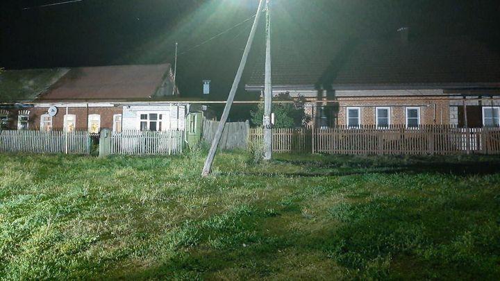 В Тульской области мужчина застрелил двухлетнего ребенка