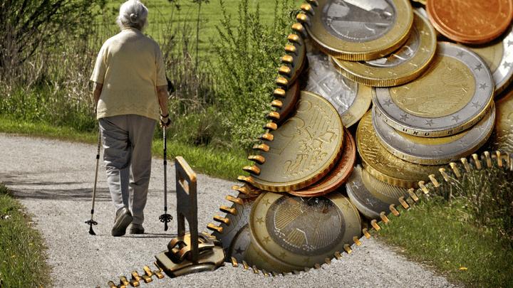 Пенсионеры получат 10 000 «президентских»