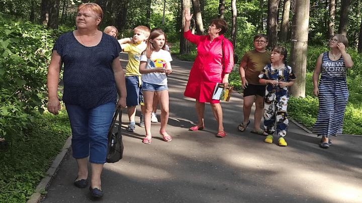 Прогулка в прошлое: В Алексине стартовал проект «Пешком в историю родного края»