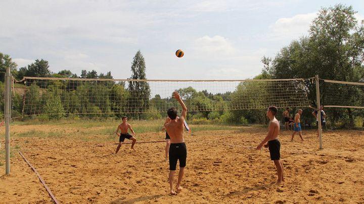 Пляжный волейбол объединяет туляков