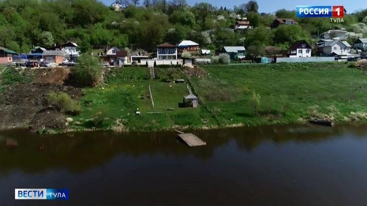 В Тульской области стало меньше шансов построить дом у озера