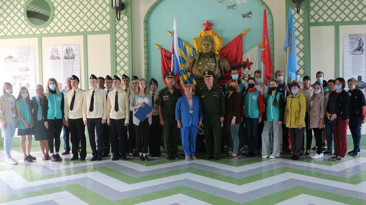 В Плавске почтили память летчика-североморца Бориса Сафонова