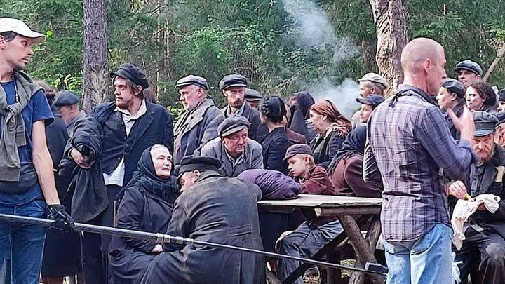 Актёры Тульского драмтеатра снимаются у Сергея Урсуляка