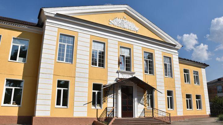 В щёкинской музыкальной школе завершается капремонт