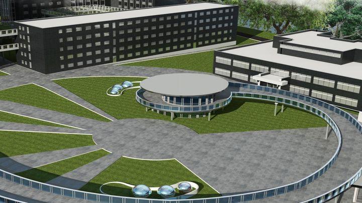 На территории Тульского педагогического университета имени Толстого создадут многофункциональное пространство