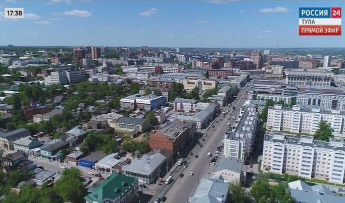 Алексей Дюмин предоставил в облизбирком собранные в свою поддержку подписи