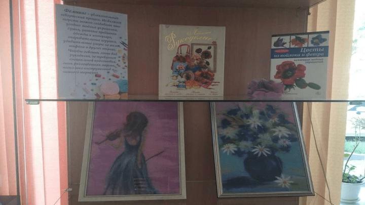 Мы ищем таланты: В Узловой открылась выставка произведений народных умельцев
