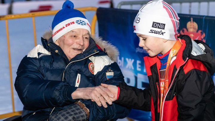 Президент наградил Вячеслава Веденина орденом Александра Невского