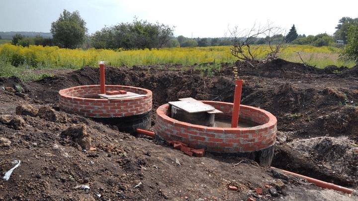 В щекинские посёлки идет чистая вода