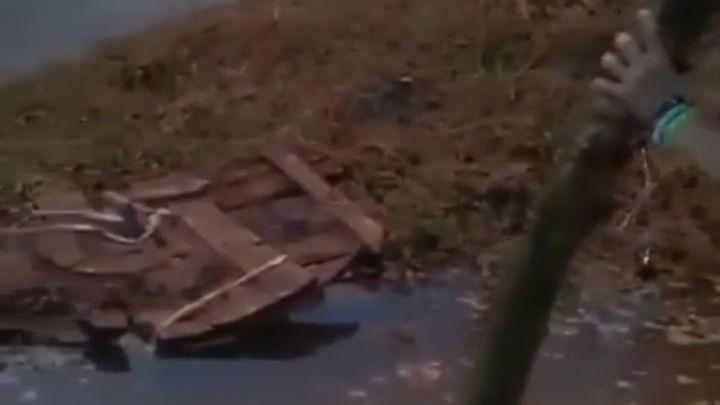 В Узловой ребенок провалился в яму с водой на месте проведения коммунальных работ