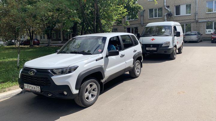 10 автомобилей по программе модернизации первичного звена поступило в Щёкинский район