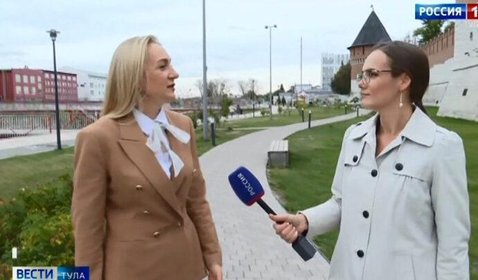 Интервью. Елена Валенцева