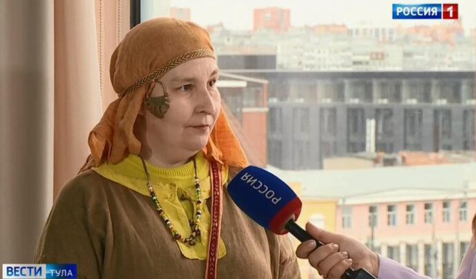 Интервью. Екатерина Зернова