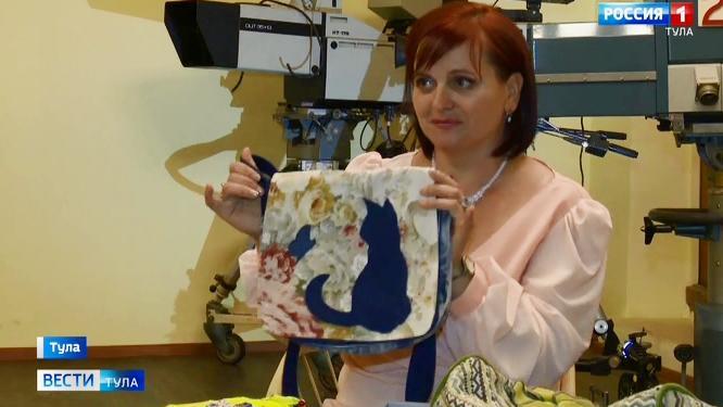 Тулячка Светлана Барабанова создаёт уникальные вещи