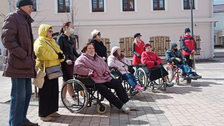 В Донском открыли клуб для людей с ограниченными возможностями