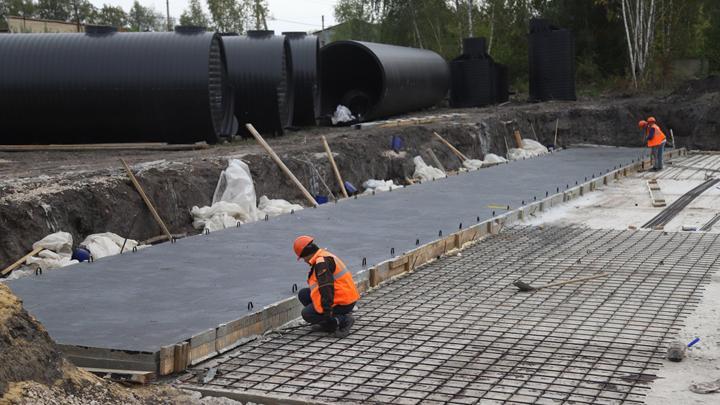 В Донском реализуется нацпроект по улучшению качества воды