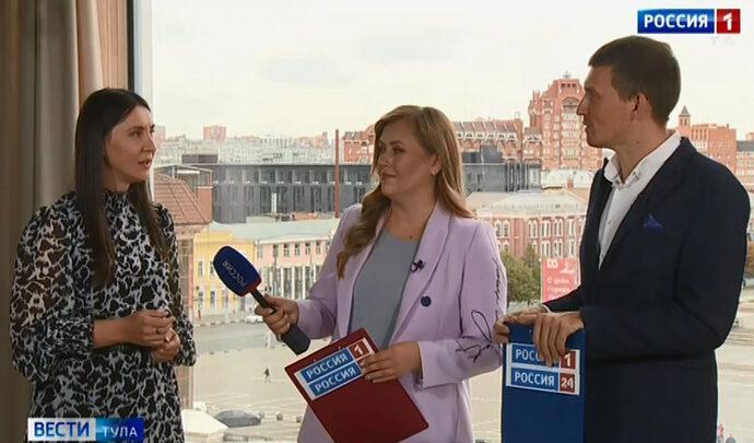 Интервью. Екатерина Синяева