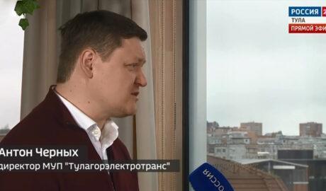 Интервью. Антон Черных