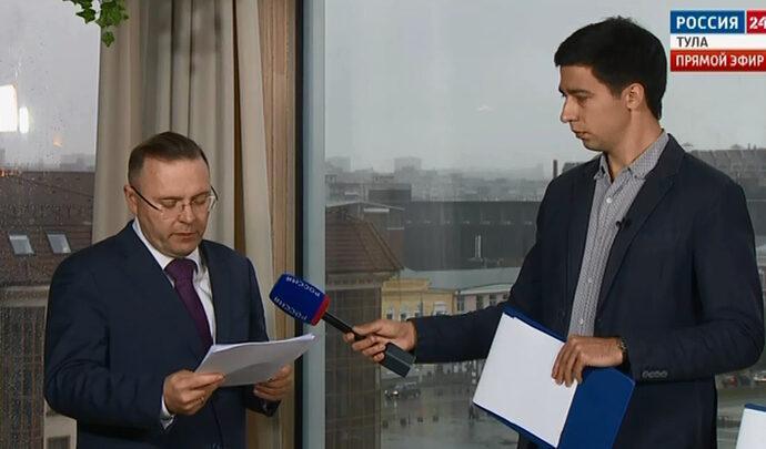 Интервью. Павел Веселов