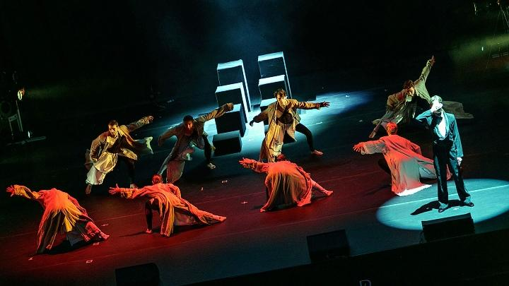 Торжественное открытие V международного театрального фестиваля «Толстой»